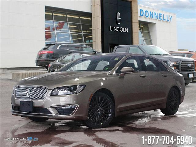 2018 Lincoln MKZ Reserve (Stk: DR275) in Ottawa - Image 1 of 27