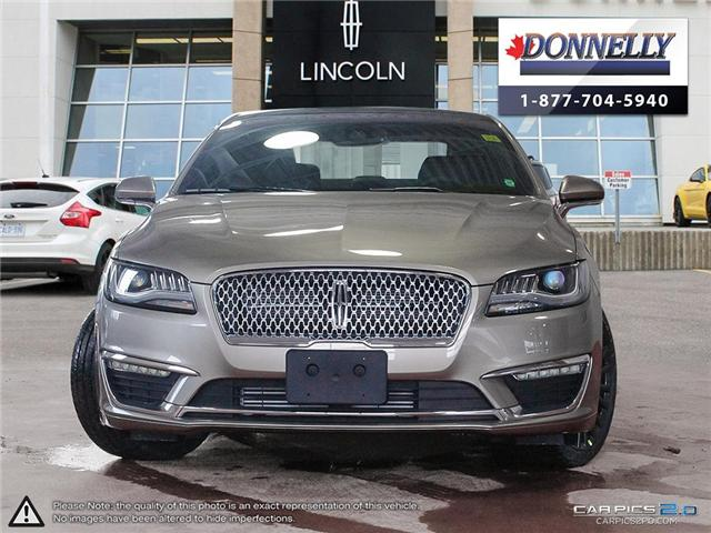 2018 Lincoln MKZ Reserve (Stk: DR275) in Ottawa - Image 2 of 27