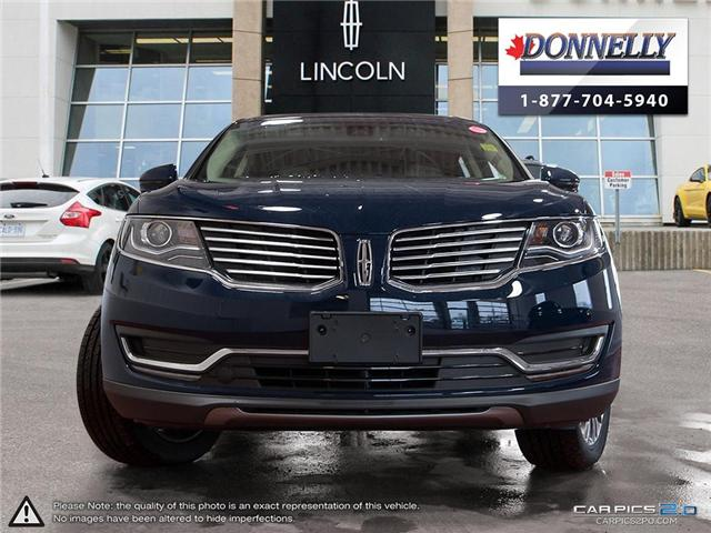 2018 Lincoln MKX Reserve (Stk: DR155) in Ottawa - Image 2 of 28