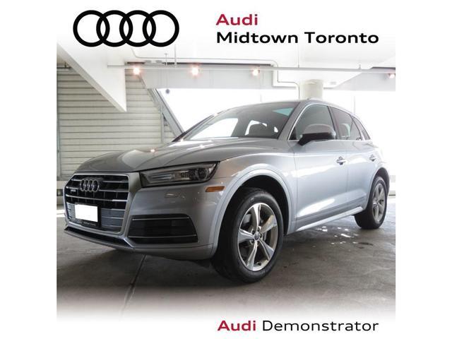 2018 Audi Q5  (Stk: DAU5789) in Toronto - Image 1 of 24