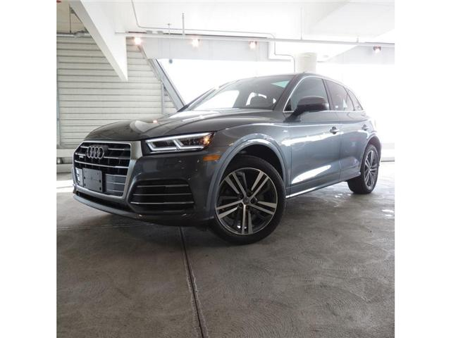2018 Audi Q5 2.0T Progressiv (Stk: DAU5582) in Toronto - Image 2 of 26