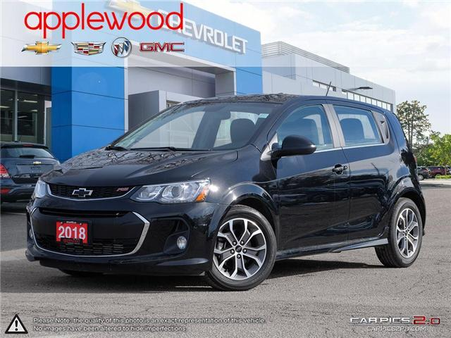 2018 Chevrolet Sonic LT Auto (Stk: 3886A) in Mississauga - Image 1 of 30