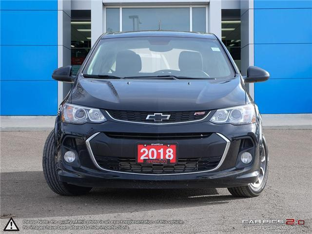 2018 Chevrolet Sonic LT Auto (Stk: 3886A) in Mississauga - Image 2 of 30