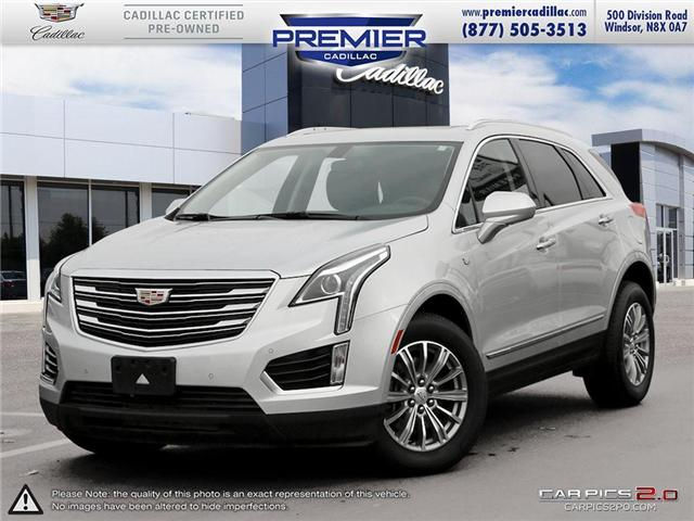 2018 Cadillac XT5 Luxury (Stk: P18278) in Windsor - Image 1 of 27