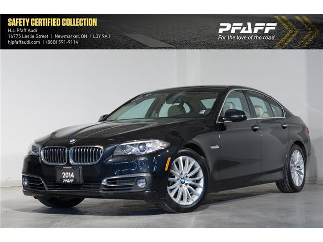 2014 BMW 528i xDrive (Stk: A11590A) in Newmarket - Image 1 of 18