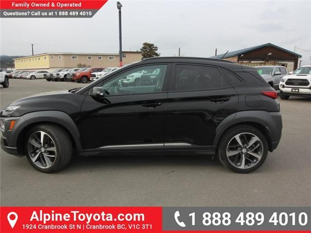2018 Hyundai KONA 1.6T Ultimate (Stk: 5563822A) in Cranbrook - Image 2 of 19