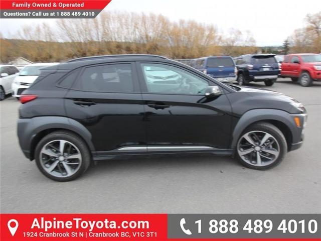 2018 Hyundai KONA 1.6T Ultimate (Stk: 5563822A) in Cranbrook - Image 6 of 19