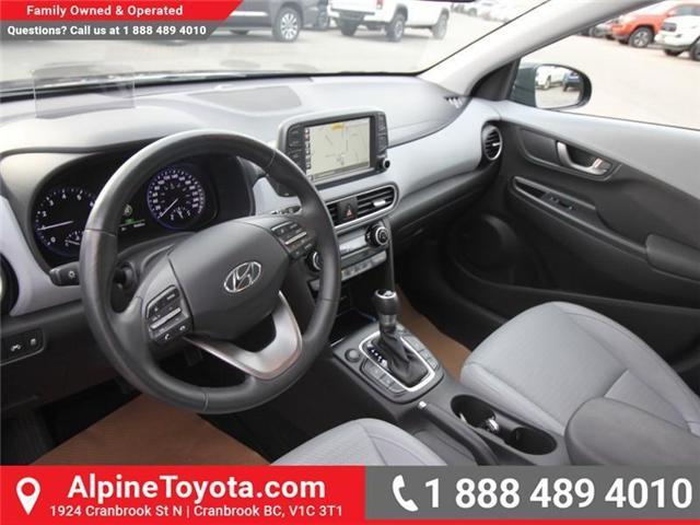 2018 Hyundai KONA 1.6T Ultimate (Stk: 5563822A) in Cranbrook - Image 9 of 19