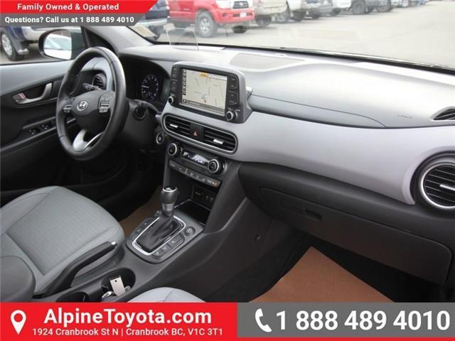 2018 Hyundai KONA 1.6T Ultimate (Stk: 5563822A) in Cranbrook - Image 11 of 19