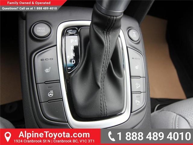 2018 Hyundai KONA 1.6T Ultimate (Stk: 5563822A) in Cranbrook - Image 14 of 19