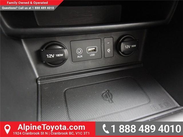 2018 Hyundai KONA 1.6T Ultimate (Stk: 5563822A) in Cranbrook - Image 15 of 19