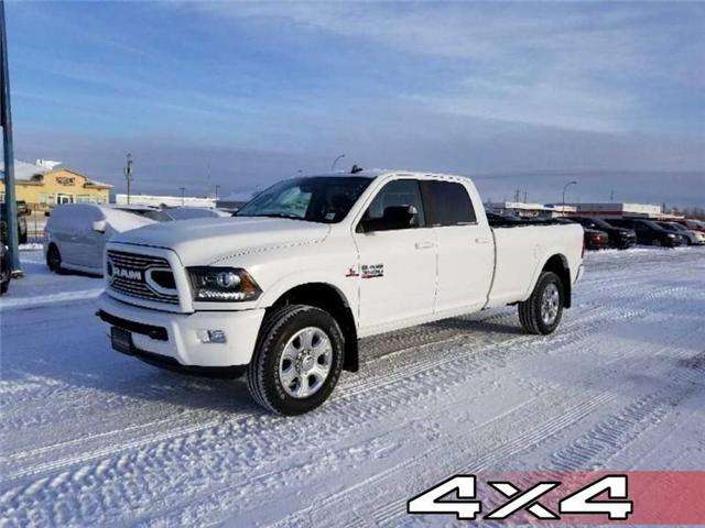 2018 RAM 3500 Laramie (Stk: RU042) in  - Image 2 of 20