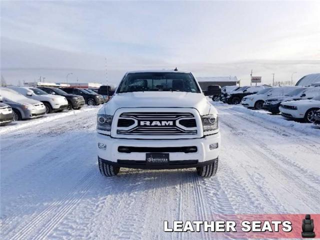 2018 RAM 3500 Laramie (Stk: RU042) in  - Image 3 of 20