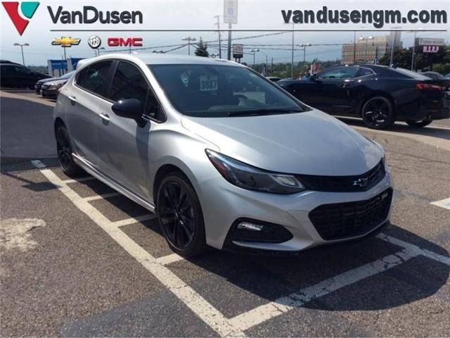 2018 Chevrolet Cruze LT Auto (Stk: 183887) in Ajax - Image 1 of 20