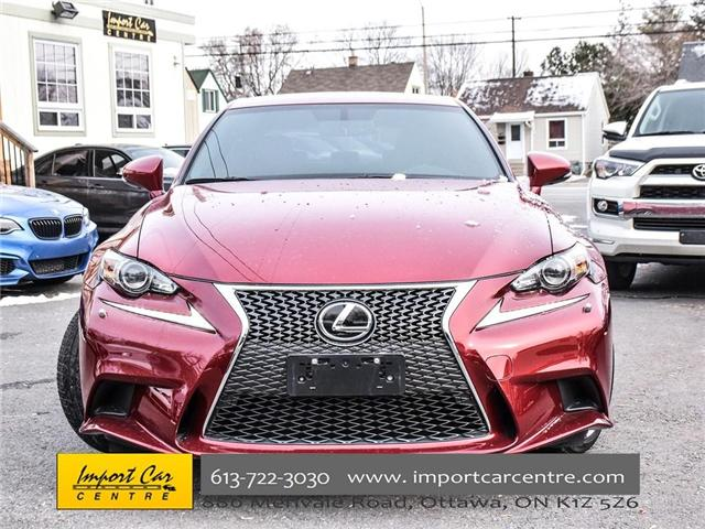 2015 Lexus IS 250 Base (Stk: 020774) in Ottawa - Image 2 of 24