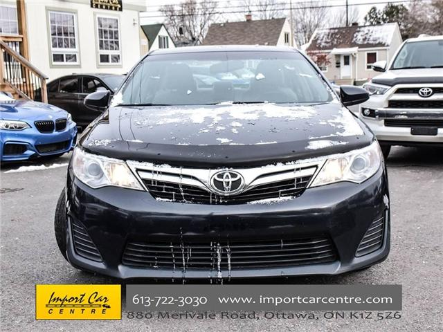 2014 Toyota Camry LE (Stk: 307587) in Ottawa - Image 2 of 21