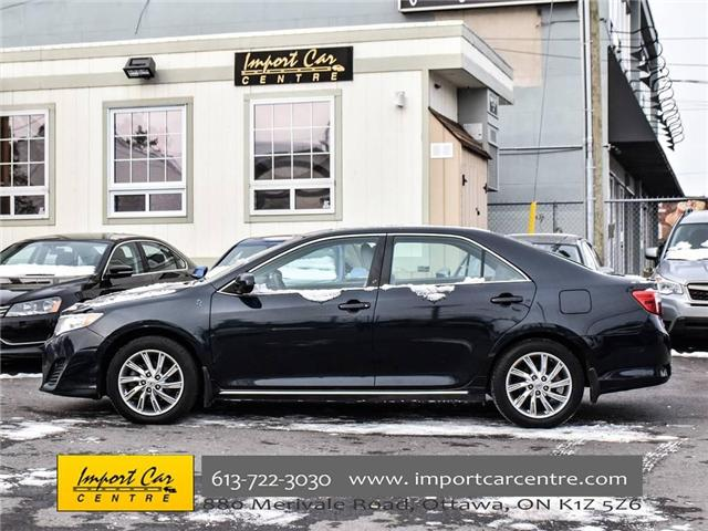2014 Toyota Camry LE (Stk: 307587) in Ottawa - Image 3 of 21