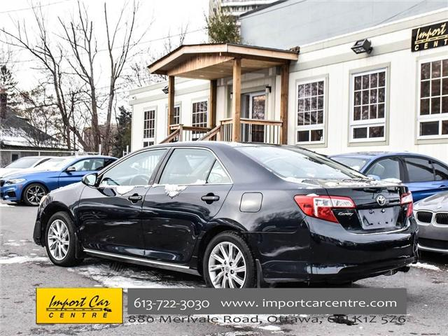 2014 Toyota Camry LE (Stk: 307587) in Ottawa - Image 4 of 21