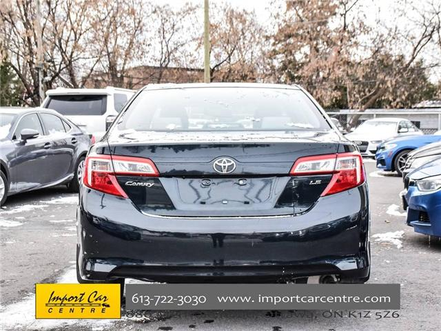 2014 Toyota Camry LE (Stk: 307587) in Ottawa - Image 5 of 21