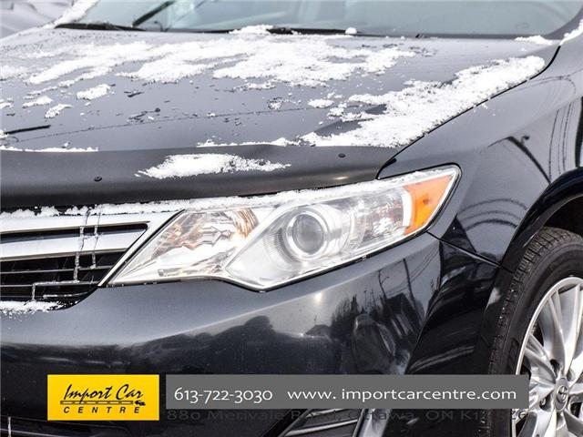 2014 Toyota Camry LE (Stk: 307587) in Ottawa - Image 8 of 21