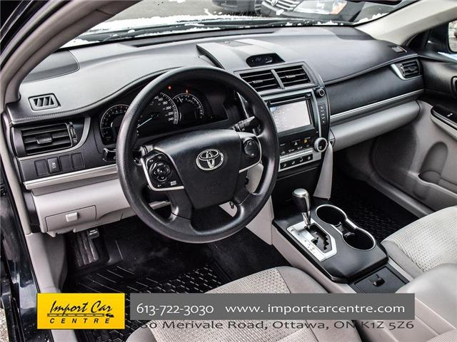 2014 Toyota Camry LE (Stk: 307587) in Ottawa - Image 9 of 21