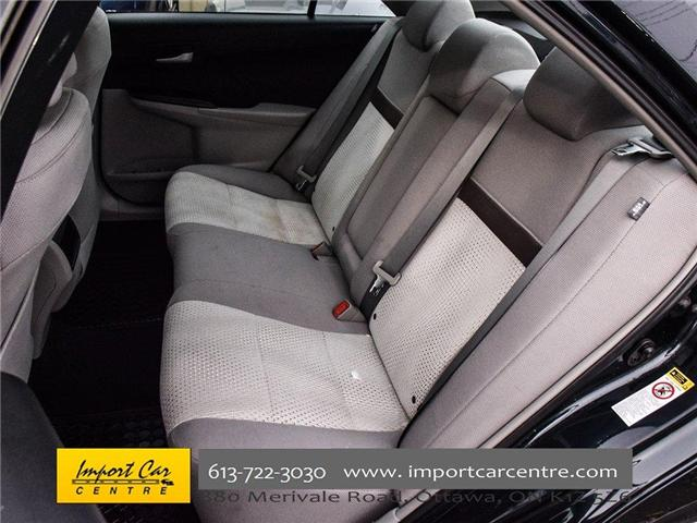 2014 Toyota Camry LE (Stk: 307587) in Ottawa - Image 16 of 21