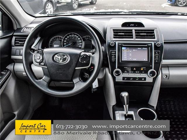 2014 Toyota Camry LE (Stk: 307587) in Ottawa - Image 18 of 21
