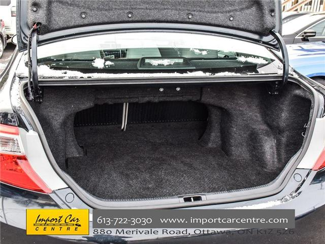2014 Toyota Camry LE (Stk: 307587) in Ottawa - Image 21 of 21