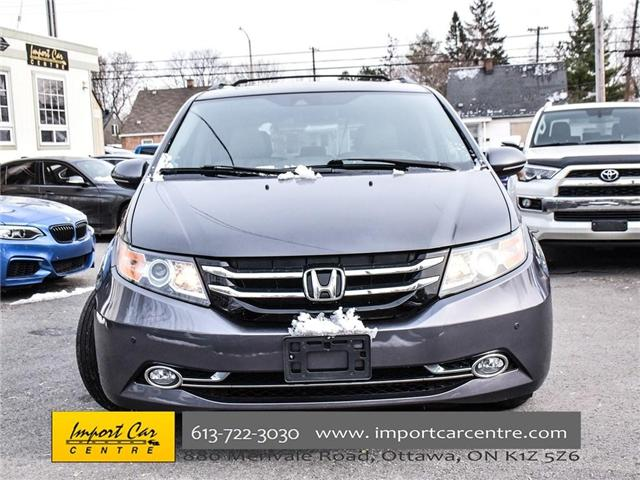 2015 Honda Odyssey Touring (Stk: 505347) in Ottawa - Image 2 of 23