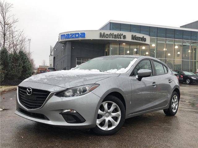 2016 Mazda Mazda3 GX (Stk: 27164) in Barrie - Image 1 of 20