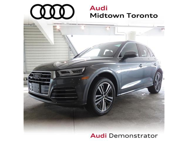 2018 Audi Q5 2.0T Progressiv (Stk: AU5582) in Toronto - Image 1 of 22
