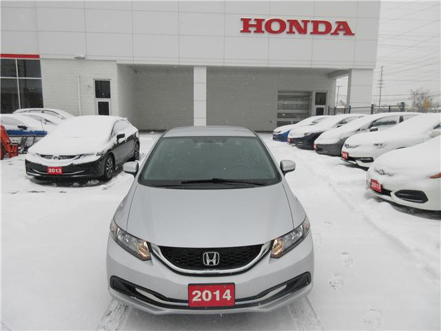 2014 Honda Civic LX (Stk: VA3267) in Ottawa - Image 2 of 10