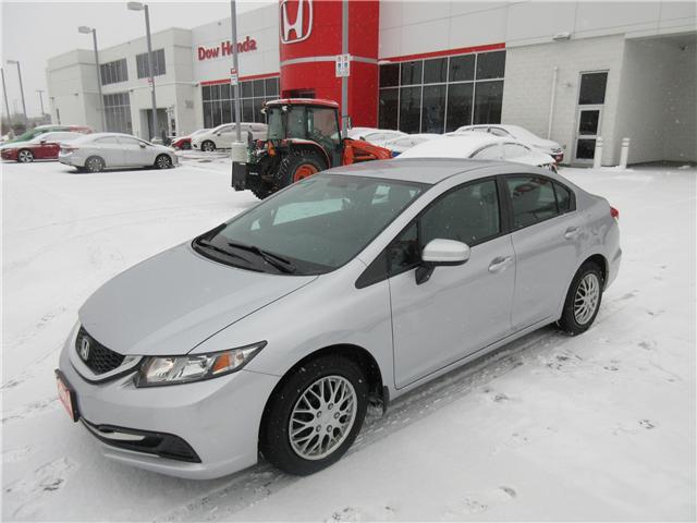 2014 Honda Civic LX (Stk: VA3267) in Ottawa - Image 1 of 10