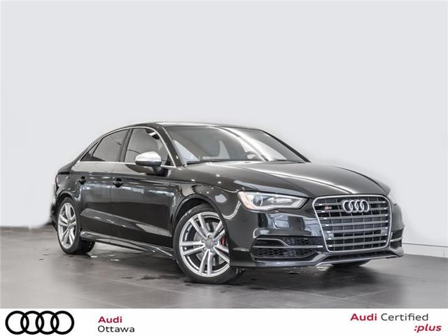 2016 Audi S3 2.0T Progressiv (Stk: 52189A) in Ottawa - Image 1 of 22