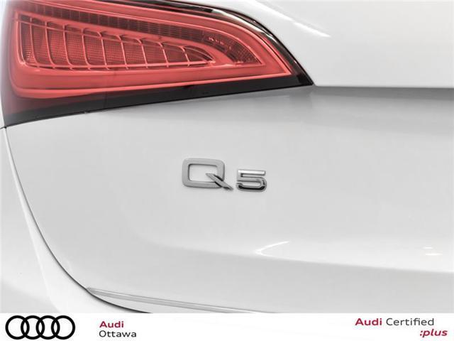 2015 Audi Q5 2.0T Komfort (Stk: 52229A) in Ottawa - Image 5 of 22