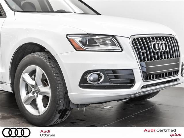 2015 Audi Q5 2.0T Komfort (Stk: 52229A) in Ottawa - Image 9 of 22