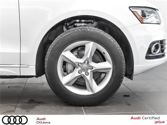 2015 Audi Q5 2.0T Komfort (Stk: 52229A) in Ottawa - Image 10 of 22