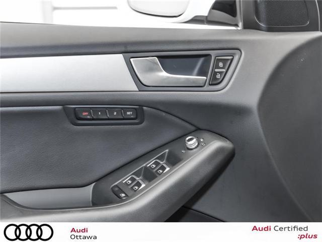 2015 Audi Q5 2.0T Komfort (Stk: 52229A) in Ottawa - Image 11 of 22