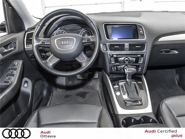 2015 Audi Q5 2.0T Komfort (Stk: 52229A) in Ottawa - Image 14 of 22