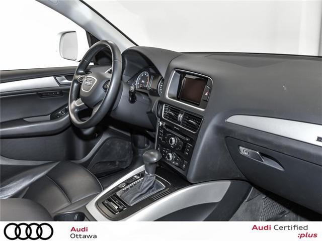 2015 Audi Q5 2.0T Komfort (Stk: 52229A) in Ottawa - Image 15 of 22