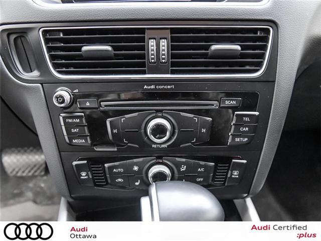 2015 Audi Q5 2.0T Komfort (Stk: 52229A) in Ottawa - Image 18 of 22