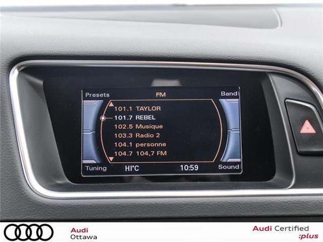 2015 Audi Q5 2.0T Komfort (Stk: 52229A) in Ottawa - Image 19 of 22