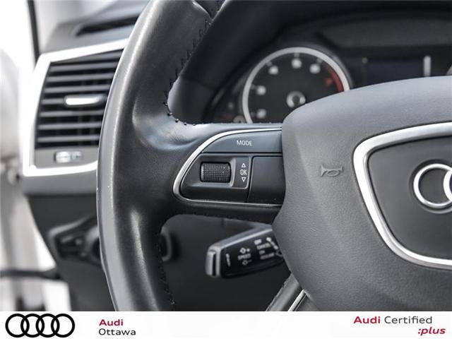 2015 Audi Q5 2.0T Komfort (Stk: 52229A) in Ottawa - Image 20 of 22