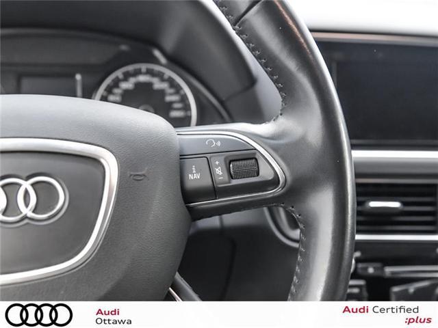 2015 Audi Q5 2.0T Komfort (Stk: 52229A) in Ottawa - Image 21 of 22