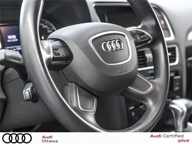 2015 Audi Q5 2.0T Komfort (Stk: 52229A) in Ottawa - Image 22 of 22