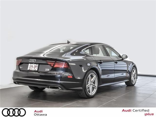 2017 Audi A7 3.0T Technik (Stk: PA457HT) in Ottawa - Image 3 of 22