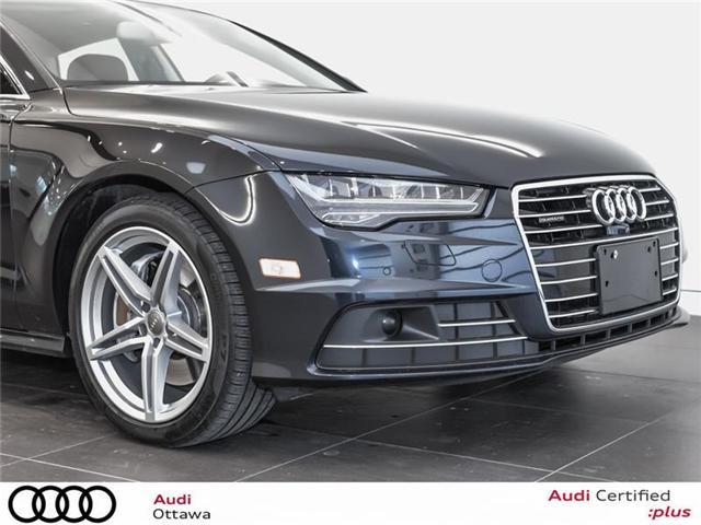 2017 Audi A7 3.0T Technik (Stk: PA457HT) in Ottawa - Image 10 of 22