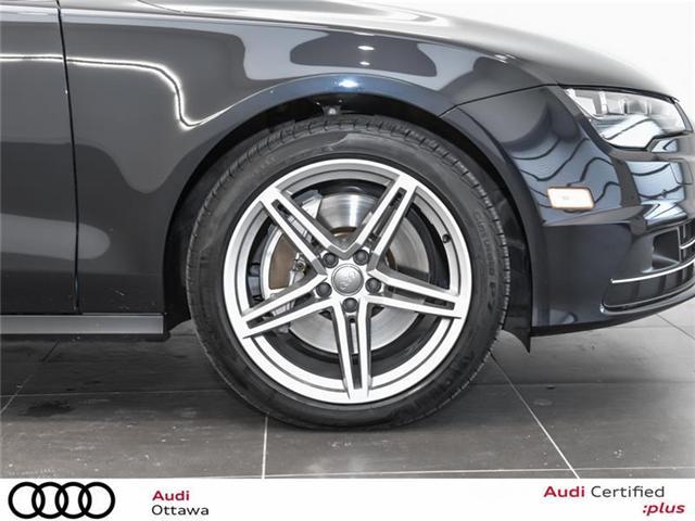 2017 Audi A7 3.0T Technik (Stk: PA457HT) in Ottawa - Image 11 of 22