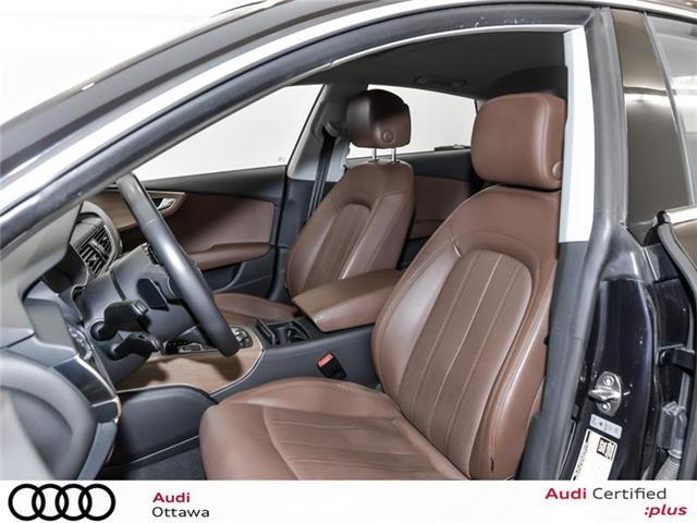 2017 Audi A7 3.0T Technik (Stk: PA457HT) in Ottawa - Image 15 of 22