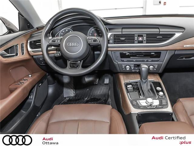 2017 Audi A7 3.0T Technik (Stk: PA457HT) in Ottawa - Image 16 of 22